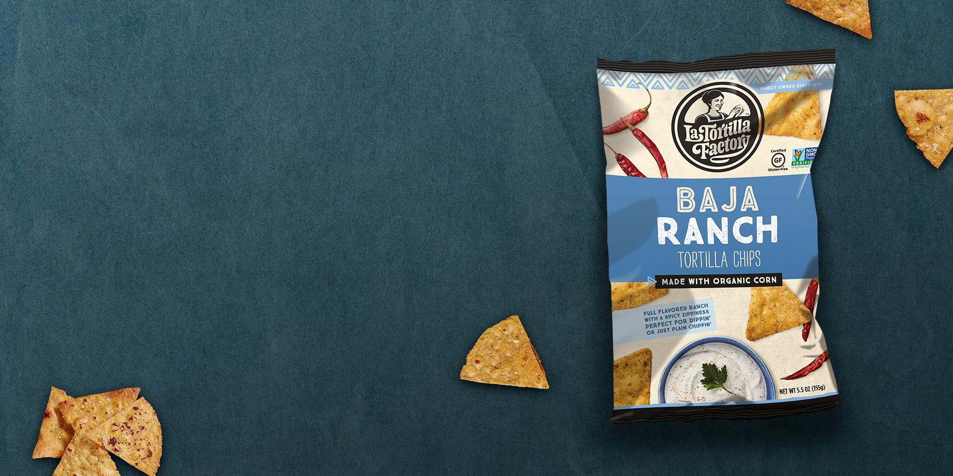 Packaging Design - La Tortilla Chips